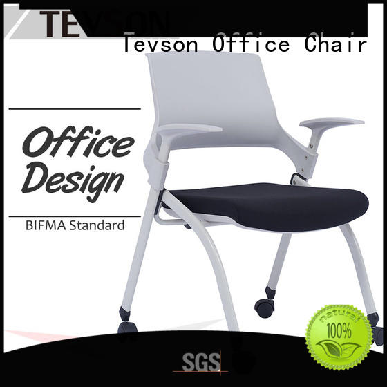 plastic office conference room chairs staff for anteroom Tevson
