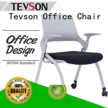 Tevson multipurpose conference room chairs bulk production with writing board