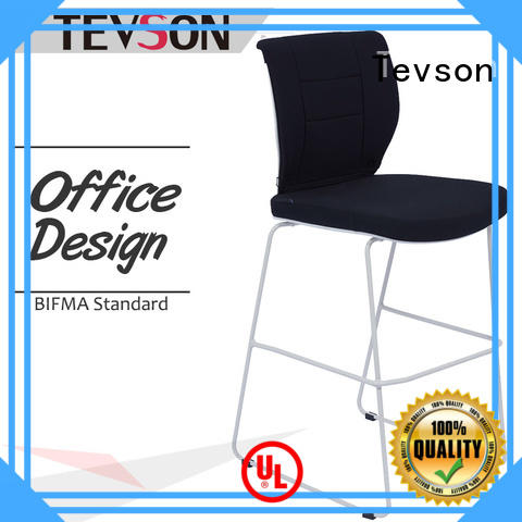 Tevson armless bar stool price stoolbar for canteen