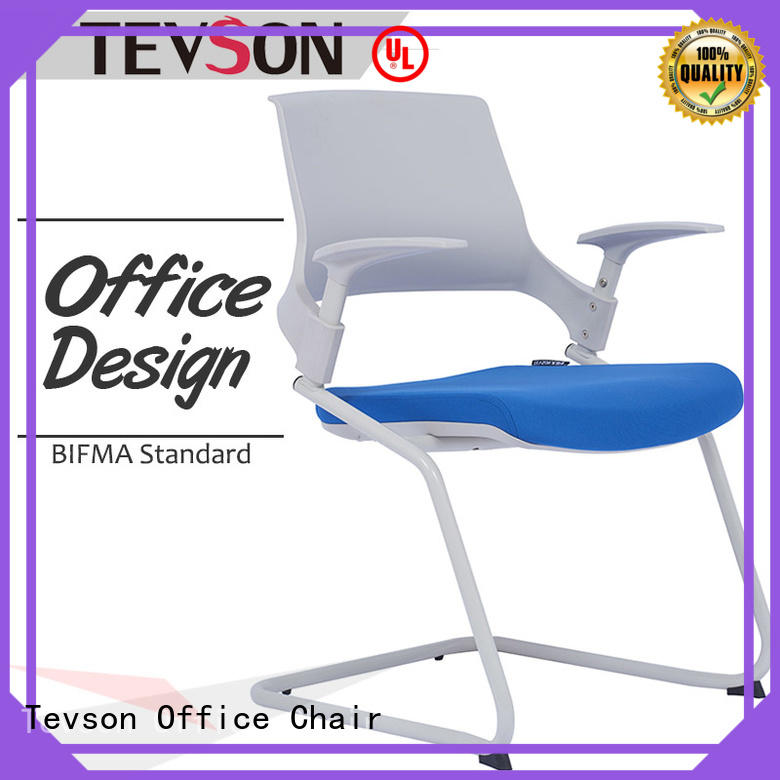 Tevson newly classroom chairs with writing pad workshops