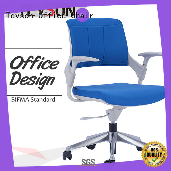 Tevson wheels new office chair price supplier for office