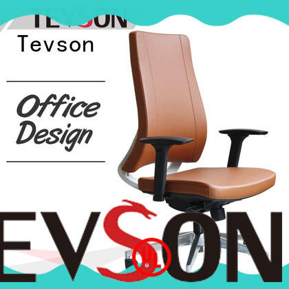 height adjustable ergonomic executive chair for-sale in work room Tevson