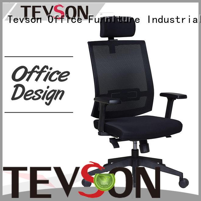 Tevson stylish computer desk chair ergonomic