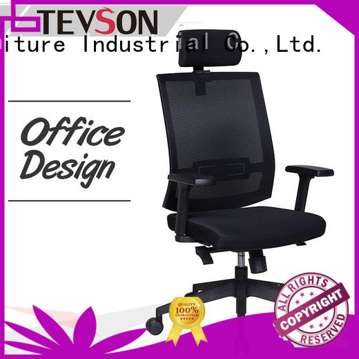 Tevson high efficiency computer desk chair in work room
