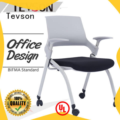 Tevson heavy meeting room chairs multipurpose for anteroom