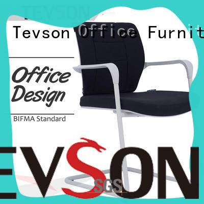 mid back chair with tablet certifications for reception Tevson