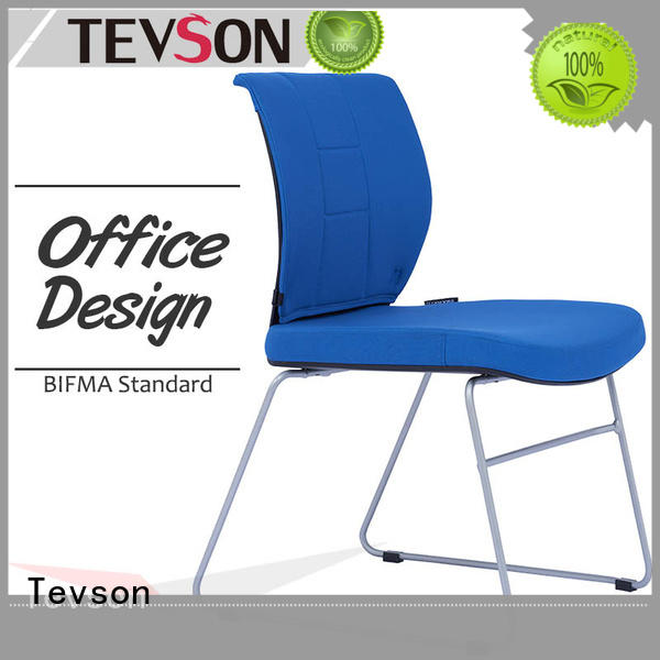 Tevson multi-use tablet arm chair marketing for anteroom