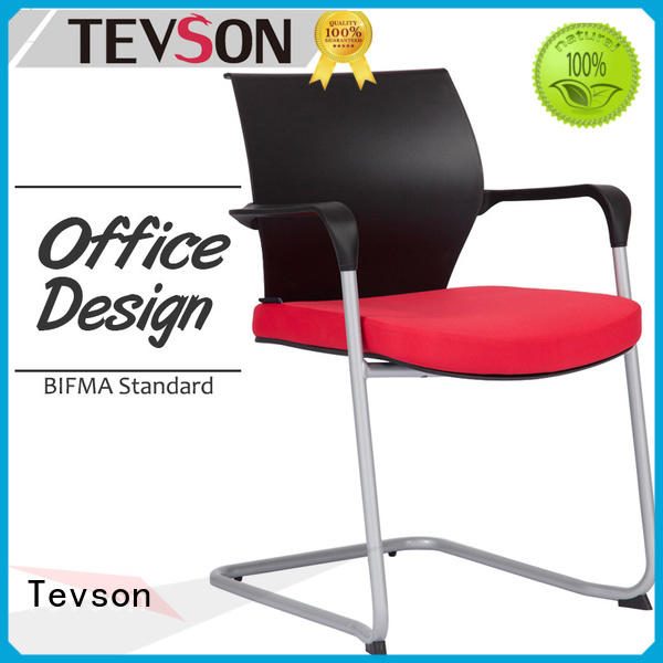 Tevson hot-sale meeting chair bulk production for anteroom
