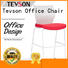 Tevson mid high bar chairs in different color for reception