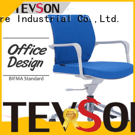 task swivel office chairs with wheels manufacturer in school Tevson