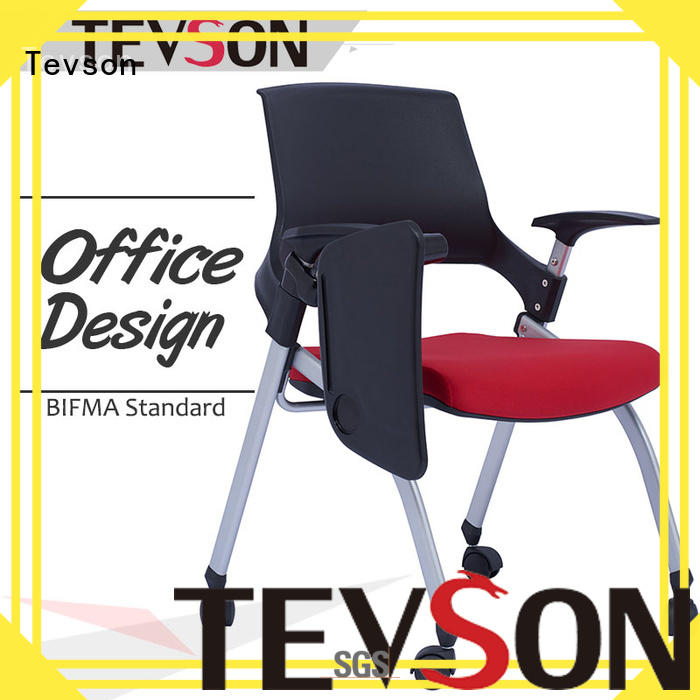 hot-sale training room chair back workshops with writing board
