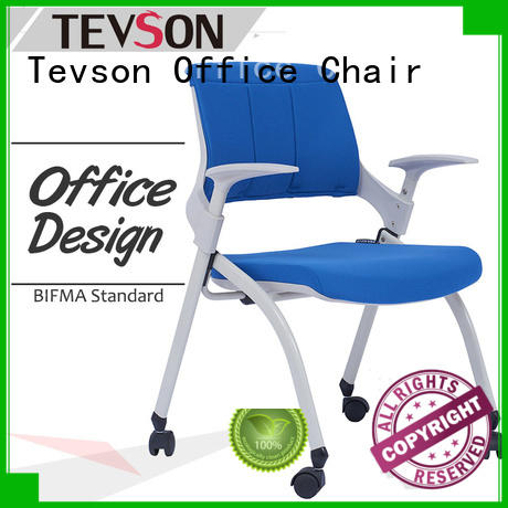 hot-sale classroom chairs with writing pad wheels free design for anteroom