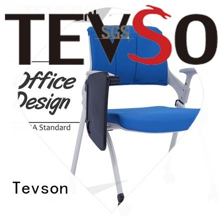 Tevson stackable visitor chair