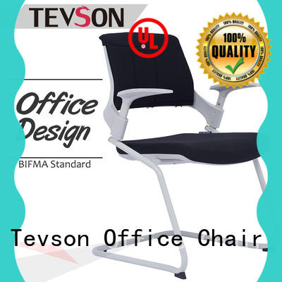 Tevson arm tablet arm chair certifications for waiting Room