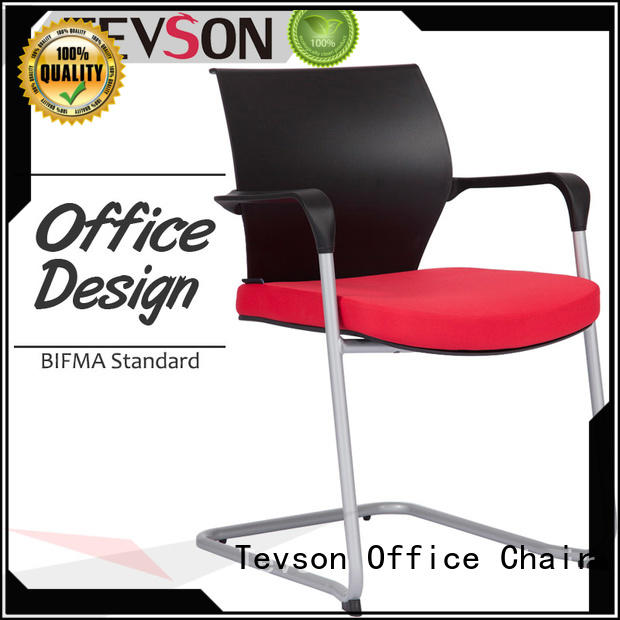 Tevson or study chair with pad resources with writing board