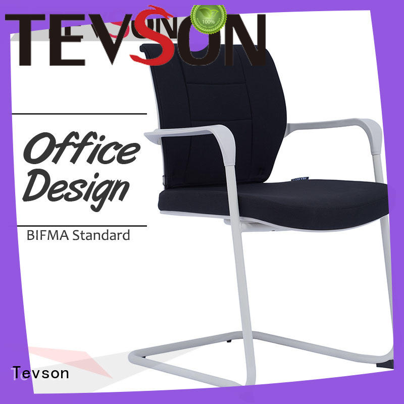 Tevson strong Folding student office chair quality with writing board