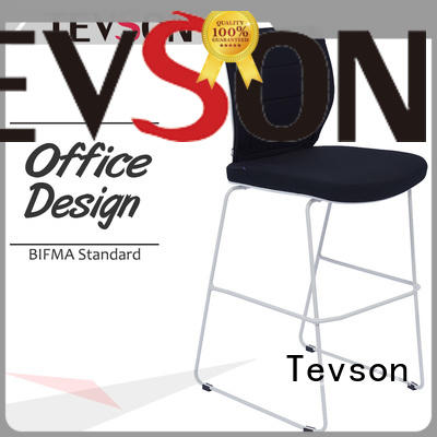 Tevson stable bar stool chairs wholesale for McDonald's