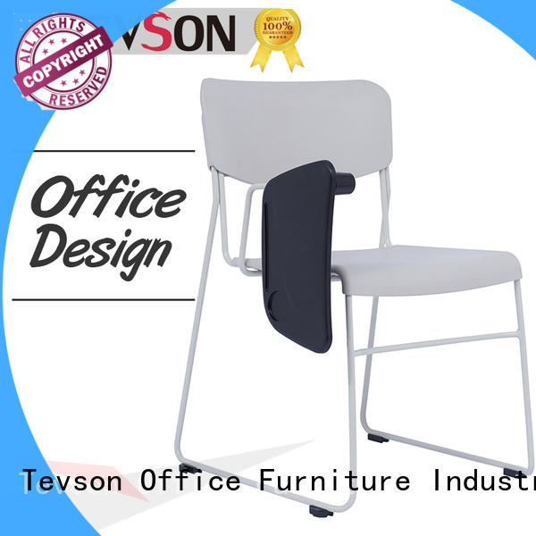 strong Folding meeting chair anteroom resources with writing board