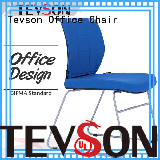 Tevson newly study chair with pad order now for waiting Room