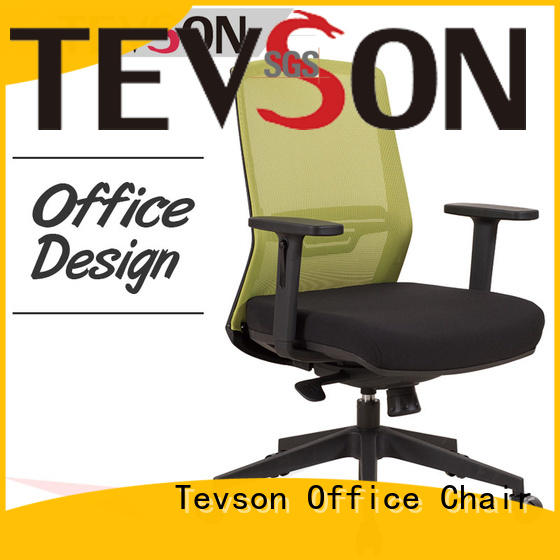 Tevson classic leather office chair bulk production for waiting Room