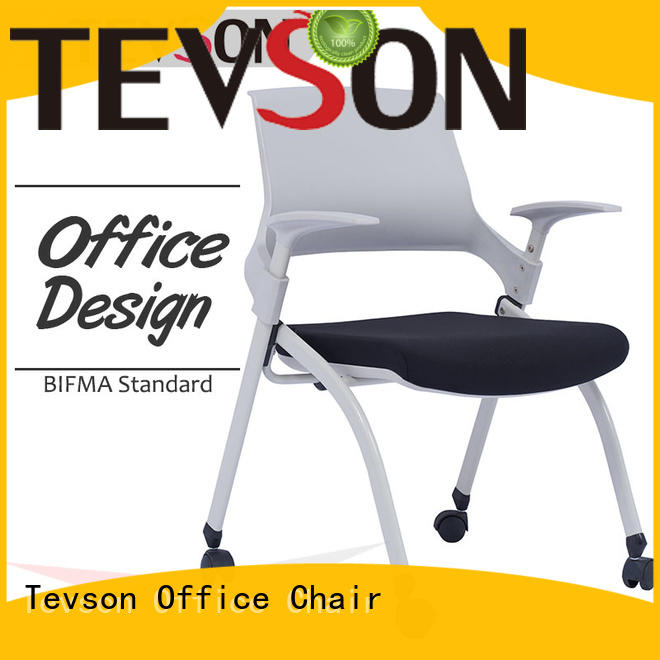 Tevson newly visitor chairs for conference