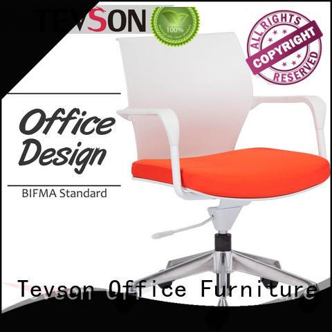 Tevson rotating office swivel chair certifications in bedroom