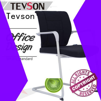classroom chairs with writing pad polyester with writing board Tevson