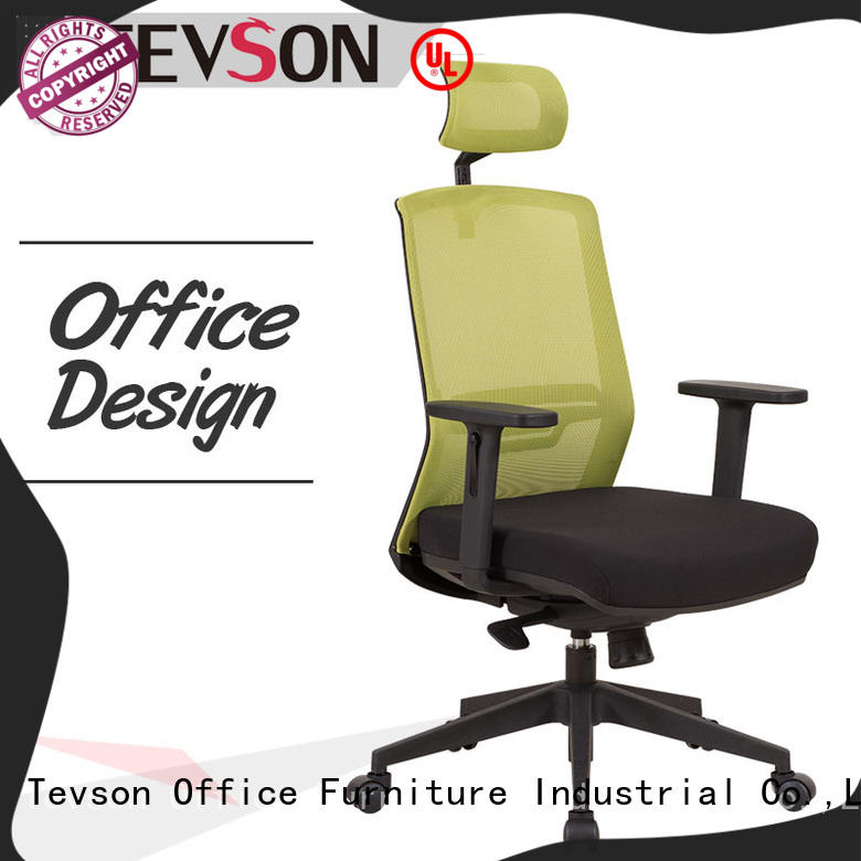 Tevson classic mid-back office chair equipment in college dorm