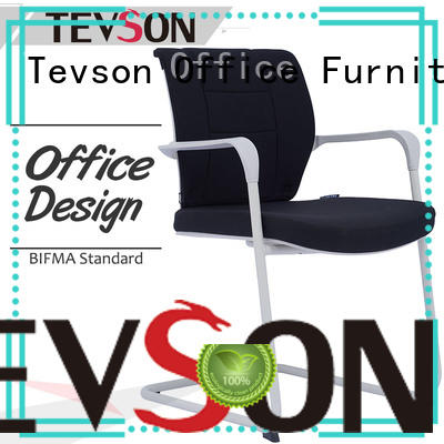 study chair with writing pad arm for anteroom Tevson