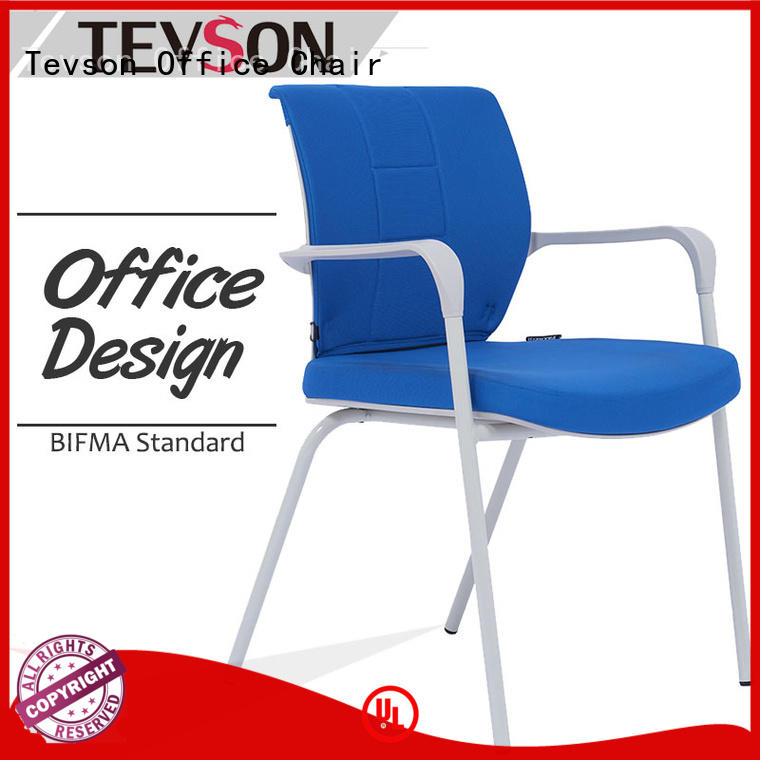 Tevson classroom visitor chairs for anteroom