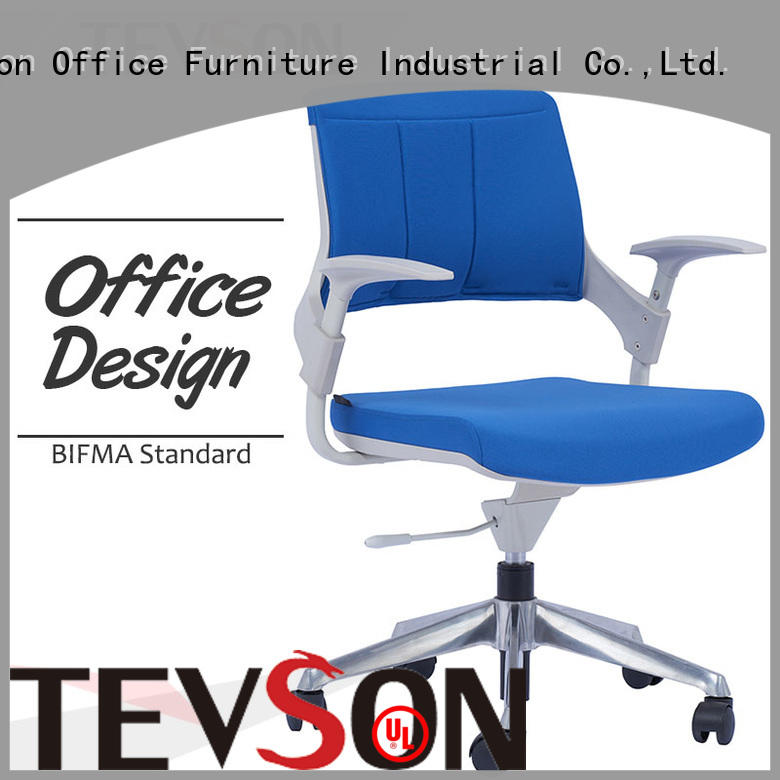 Tevson office comfortable desk chair supplier in dining room