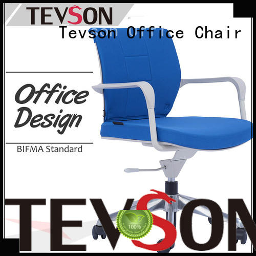 Tevson high elastic comfortable home office chair standard in sturdy room