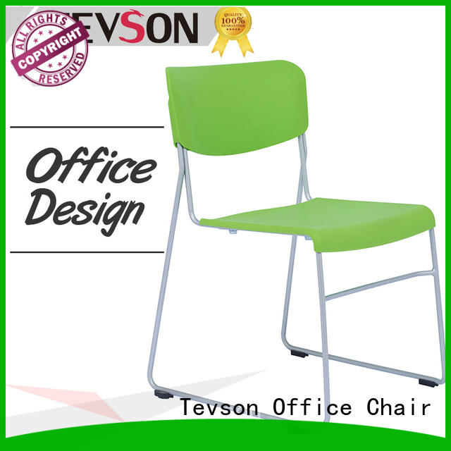 multi-use study chair with writing pad office workshops for waiting Room