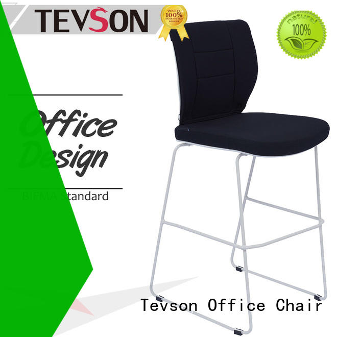 Tevson nice bar seats with many colors for tea statoin