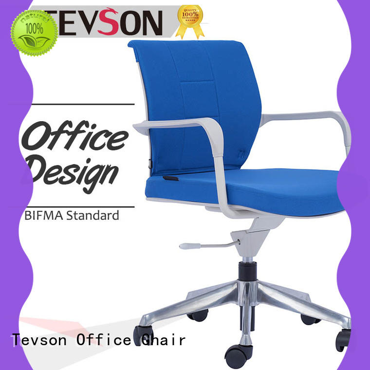 cushioned office task chair task in sturdy room Tevson
