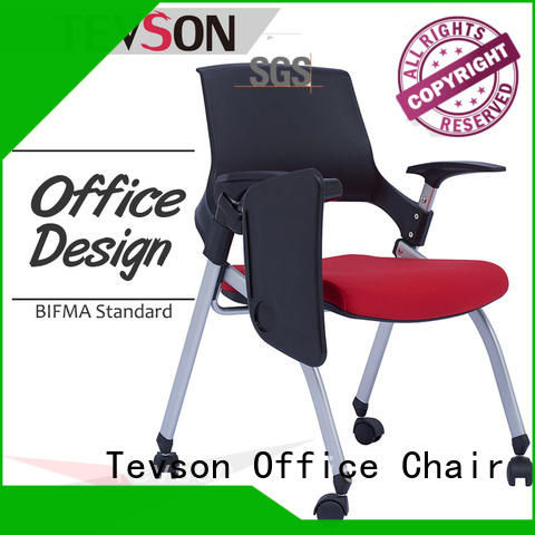 multiuse chair with tablet conference with writing board Tevson