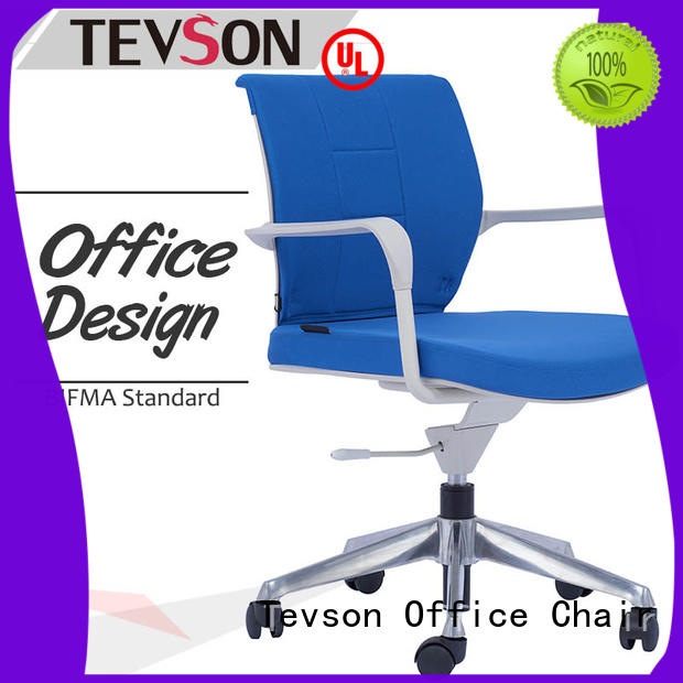wheels mesh office desk chairs  supply in living room Tevson