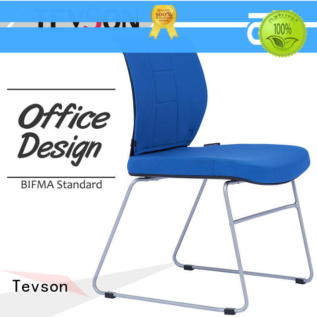 Tevson polyester conference chairs for sale order now with writing board