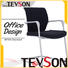 Tevson low cost visitor chairs marketing with writing board