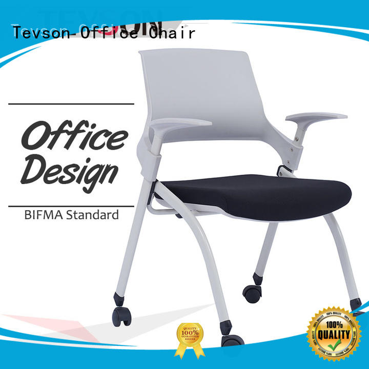 Tevson mid back office conference chairs certifications for conference