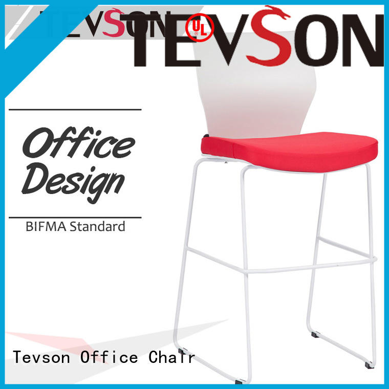 Tevson fine- quality commercial bar stools with many colors for anteroom