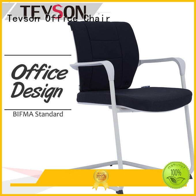Tevson upholstered meeting room chairs certifications for conference