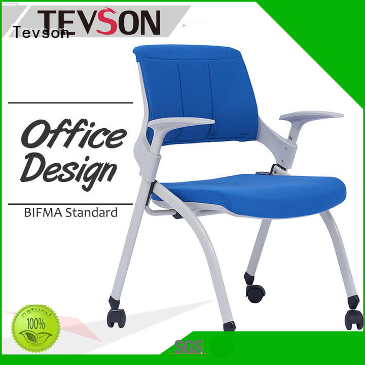 Tevson polyester classroom chairs free design for conference