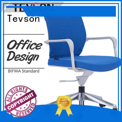 Tevson rotating comfy office chair producer in living room
