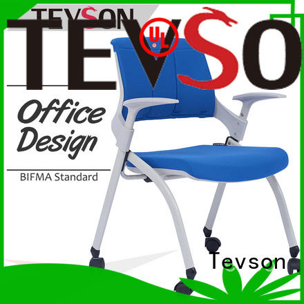 Tevson heavy visitor chairs bulk production