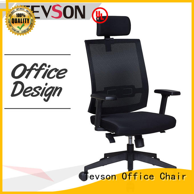 Tevson comfortable executive chair for-sale for reception
