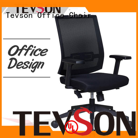 manager executive mesh chair at discount for reception Tevson