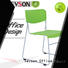 Tevson folding visitor chairs bulk production