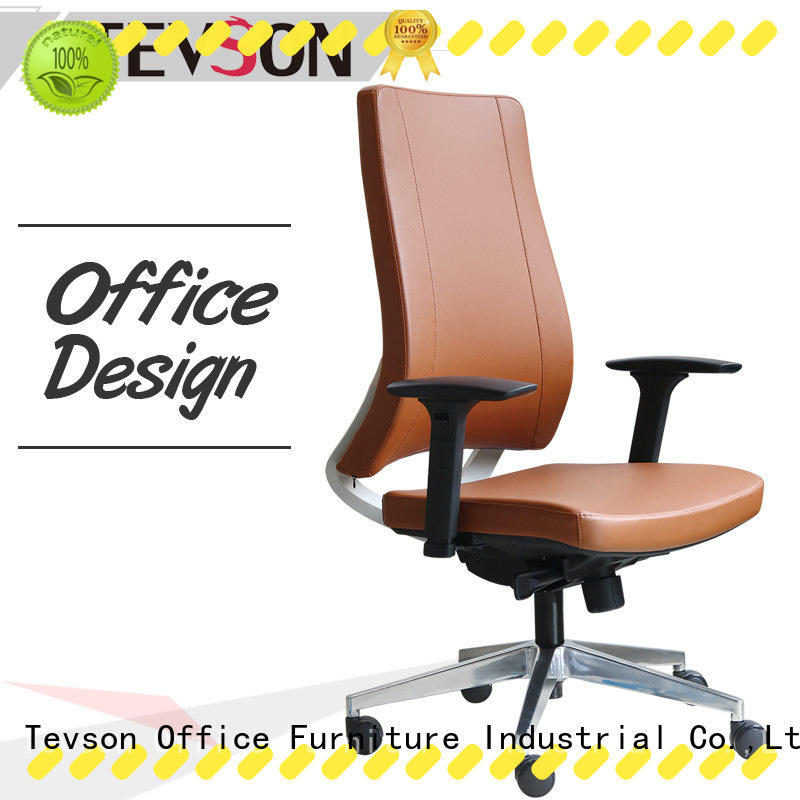 Tevson high end high back mesh office chair China for room