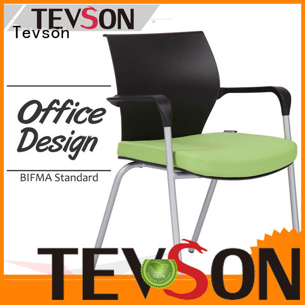 Tevson hot-sale classroom chairs free design with writing board